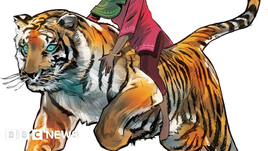 Priya: India s female comic superhero returns to rescue  stolen girls