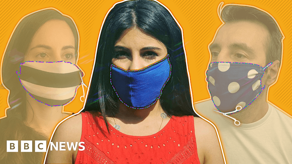 Coronavirus: How to make your own face mask