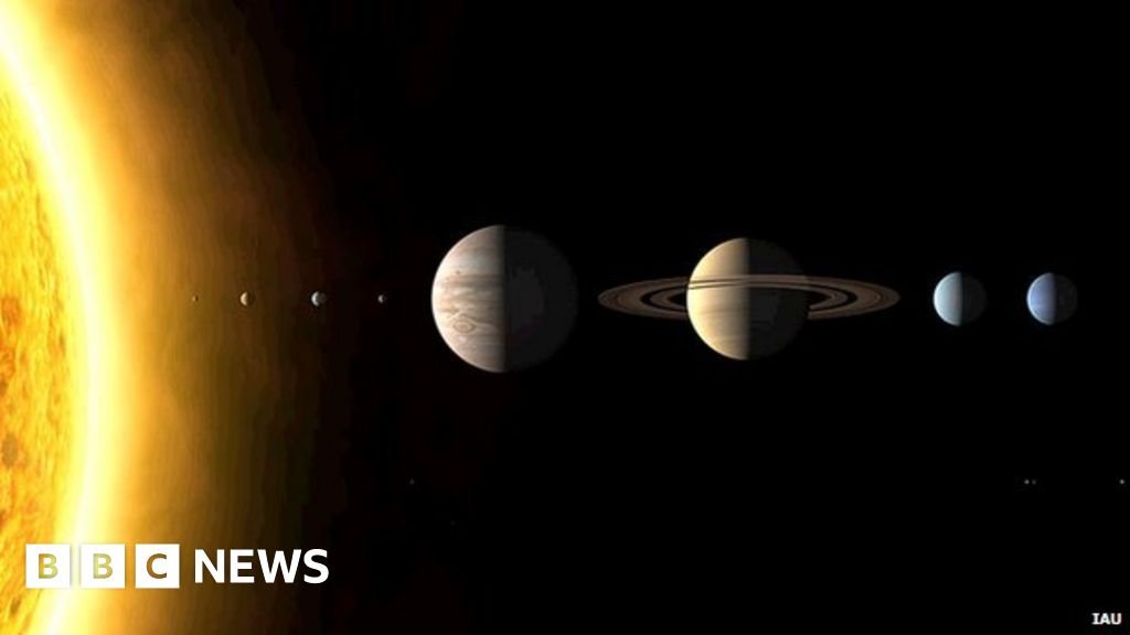 Why is Pluto no longer a planet? - BBC News
