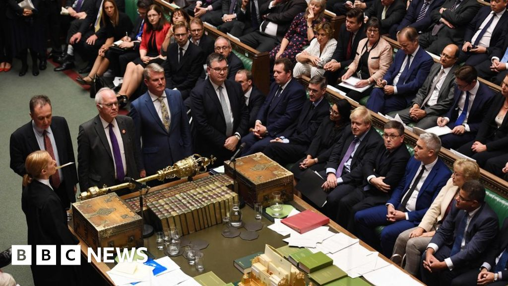 The Papers: Parliament  puts brakes on Brexit