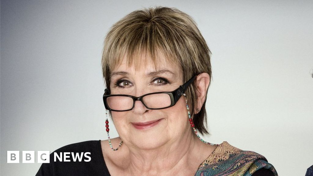 Dame Jenni Murray on why she's taking her clothes off on TV