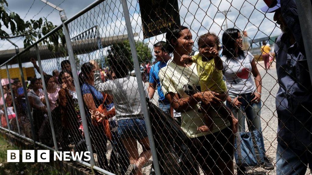 Four million have fled Venezuela crisis, UN says