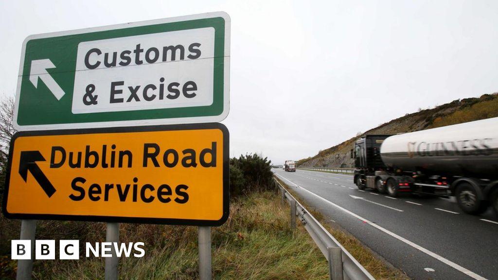 Brexit: Boris Johnson open to all-Ireland food zone as backstop solution