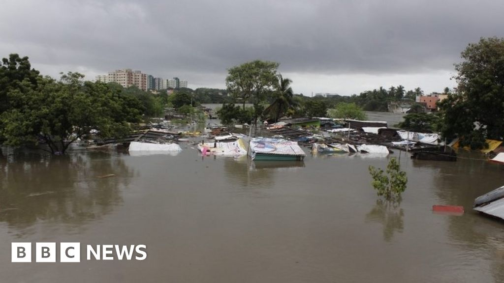 Viewpoint: Why poor planning leads to floods in Chennai and ...
