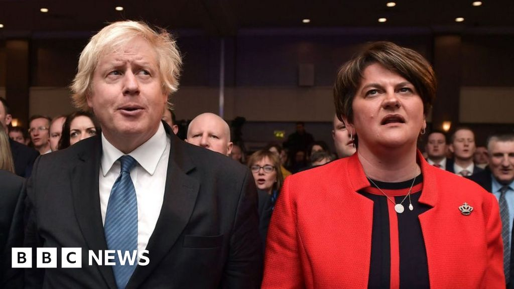 Brexit backstop: Will do the DUP is a political 180?