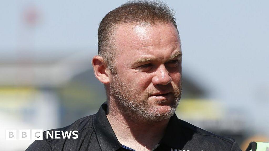 Wayne Rooney: Police drop blackmail complaint