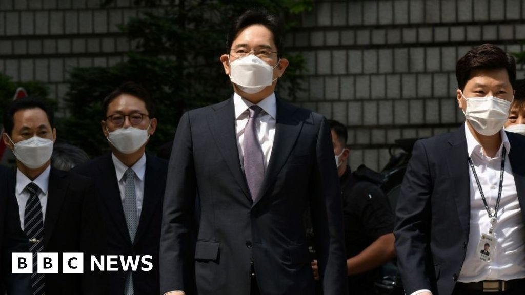 Samsung: Court rejects Lee Jae-yong arrest warrant request