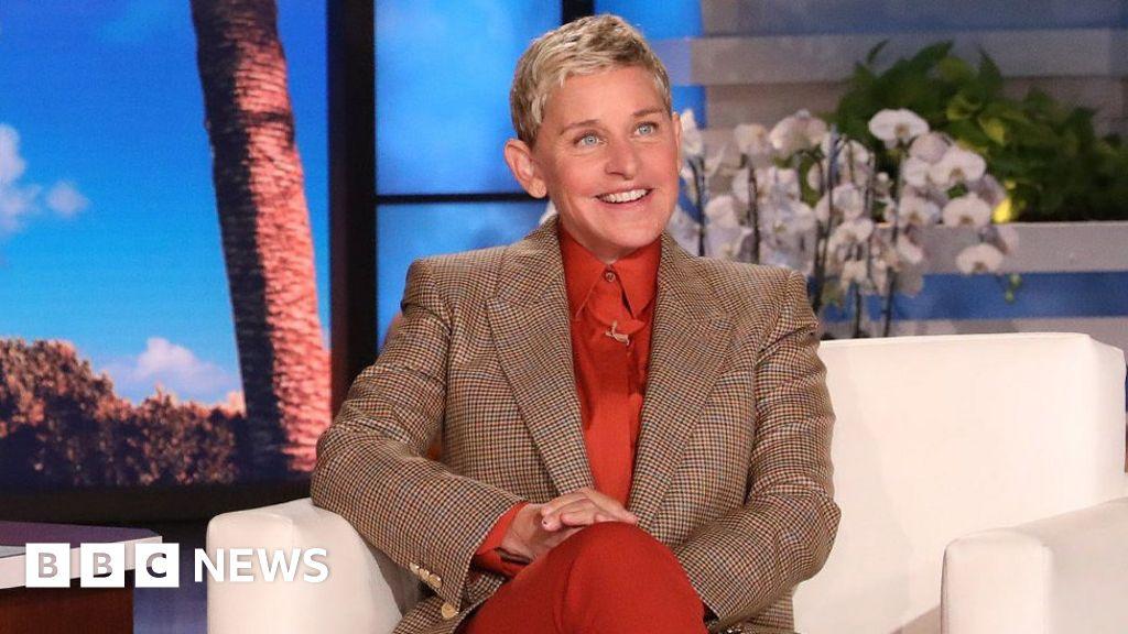 Ellen DeGeneres to end talk show after 19 years