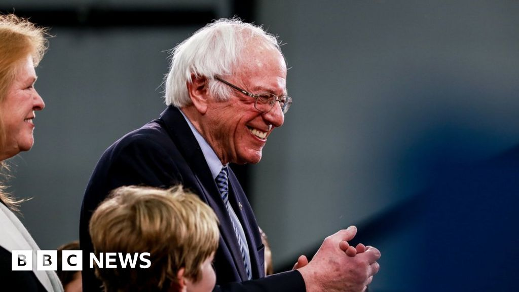 US election 2020: it Could be Bernie Sanders v Donald Trump?
