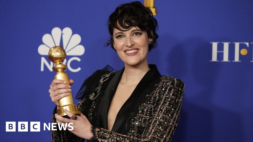 Australia fires: Phoebe Waller-Bridge-auctions Golden Globes outfit for action
