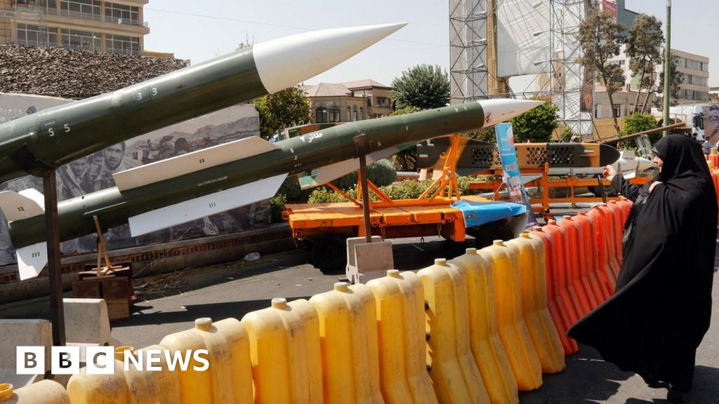 Iran attack: How strong is Iran s military?