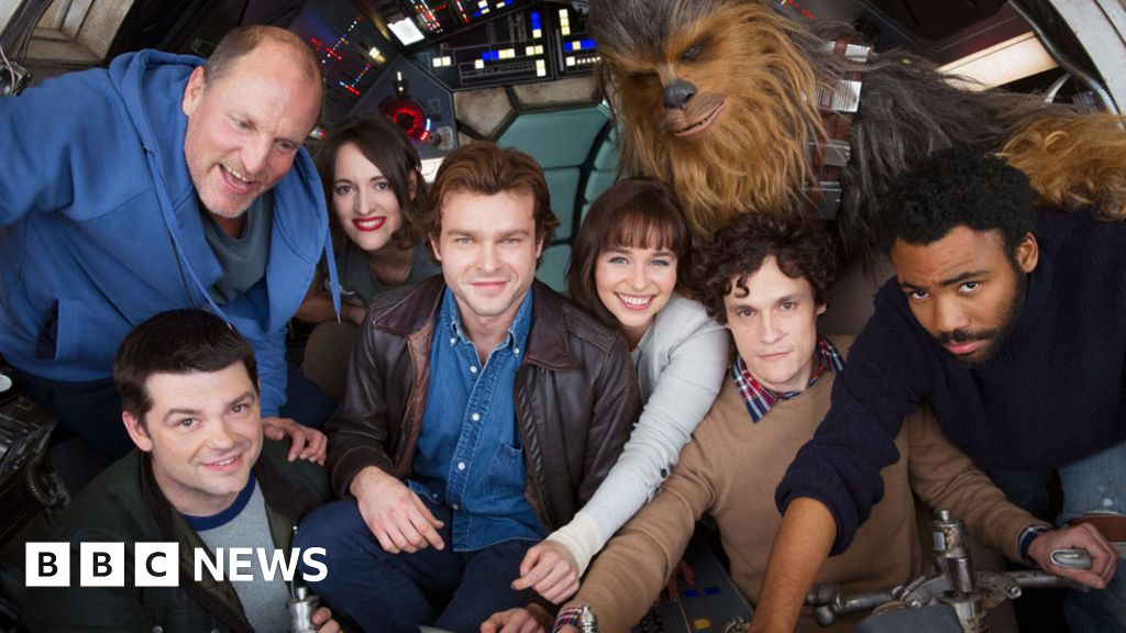 Solo Star Wars film underwhelms at box office