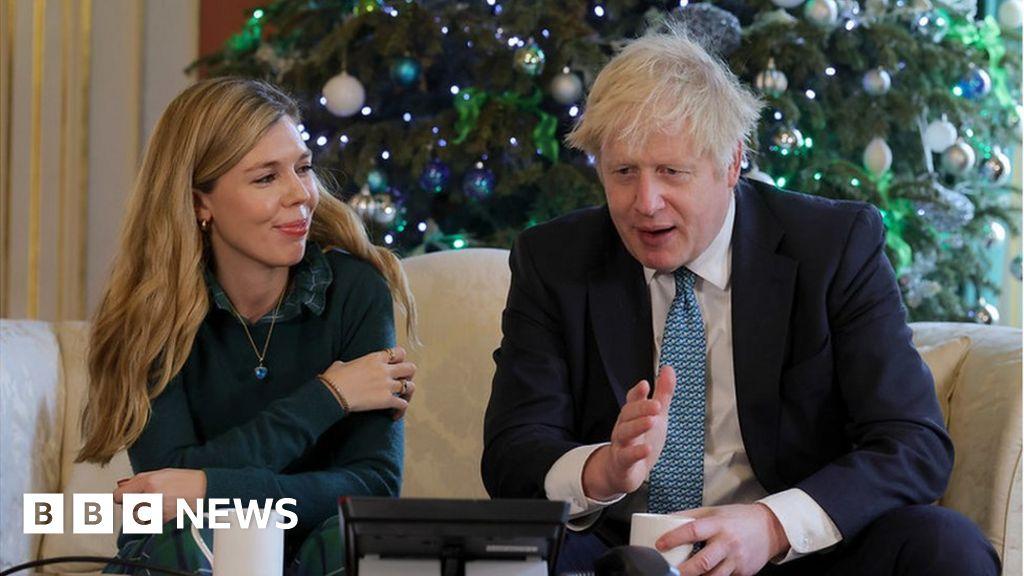 No 10 denies PM broke Christmas Covid rules