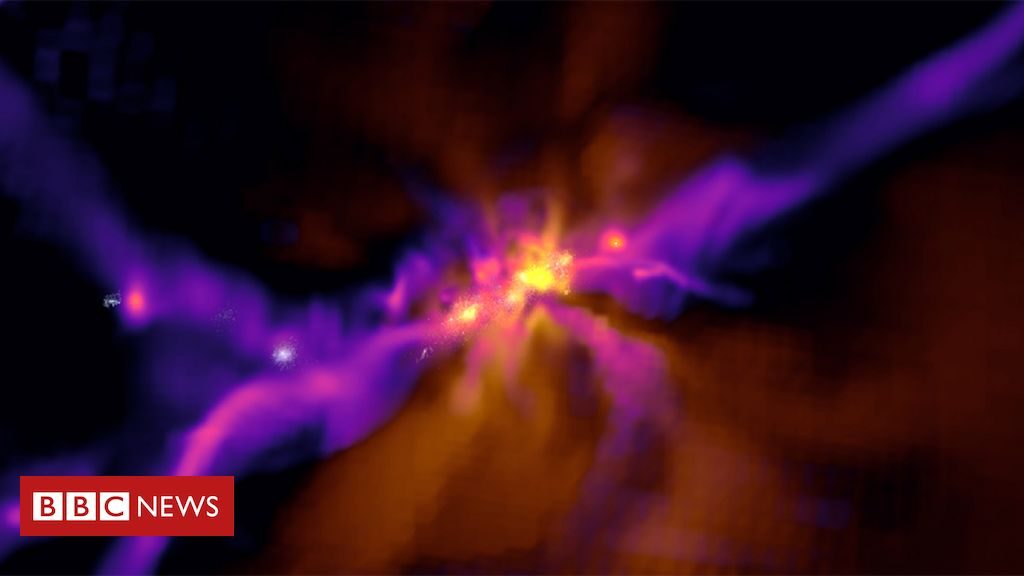 Astronomers work out when the first stars shone