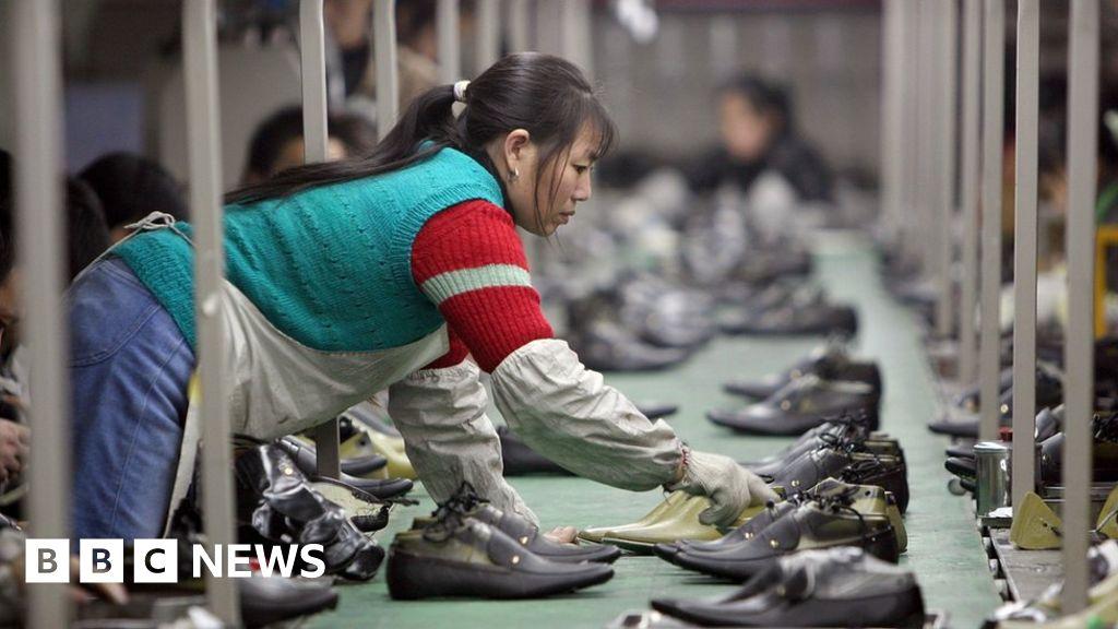 China economic figures confirm slowdown
