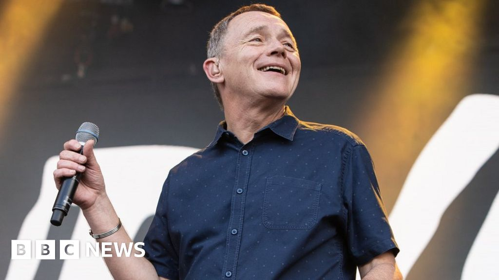 UB40's Duncan Campbell recovering after stroke