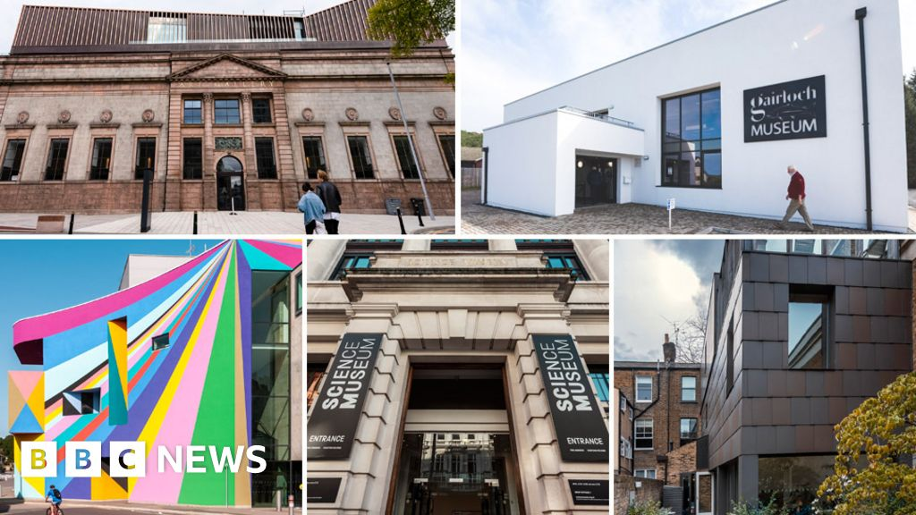 Museum of the Year: £200,000 prize split five ways amid 'financial peril'