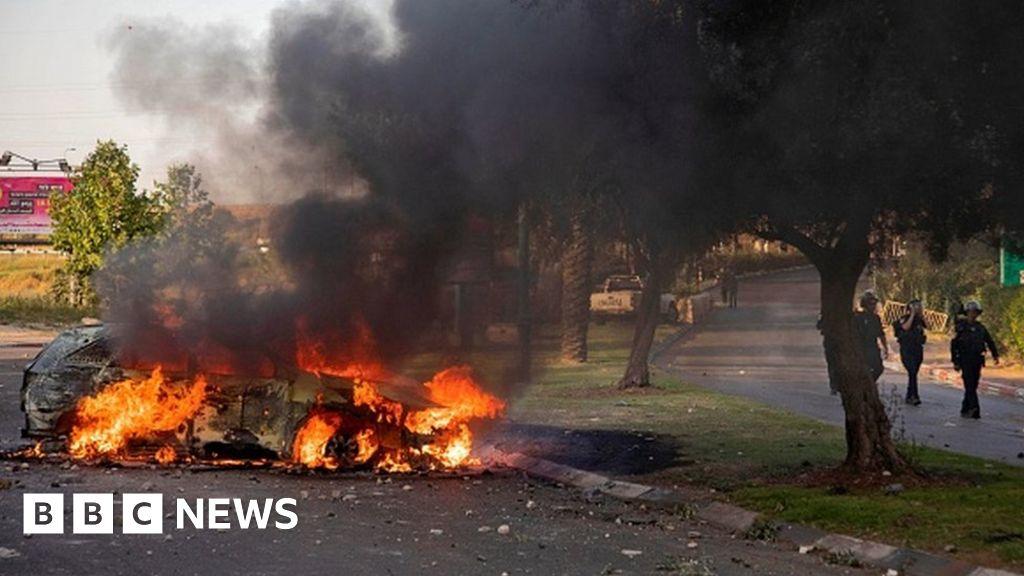 Israel has declared an emergency in Loden as unrest has spread