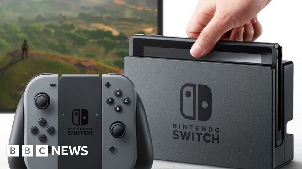 Nintendo Switch fuels strong rise in profits