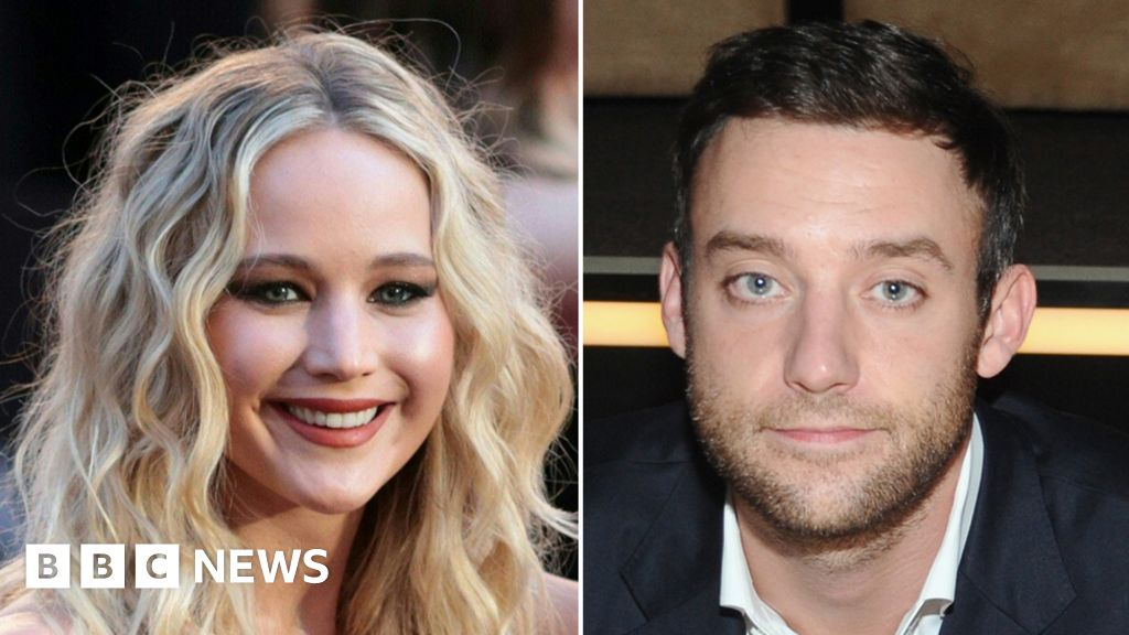 Jennifer Lawrence engaged to art gallery director Cooke ...