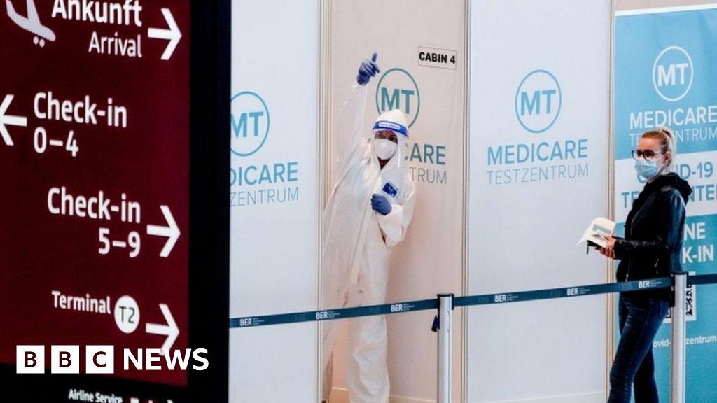 Coronavirus: Germany tightens borders due to pandemic