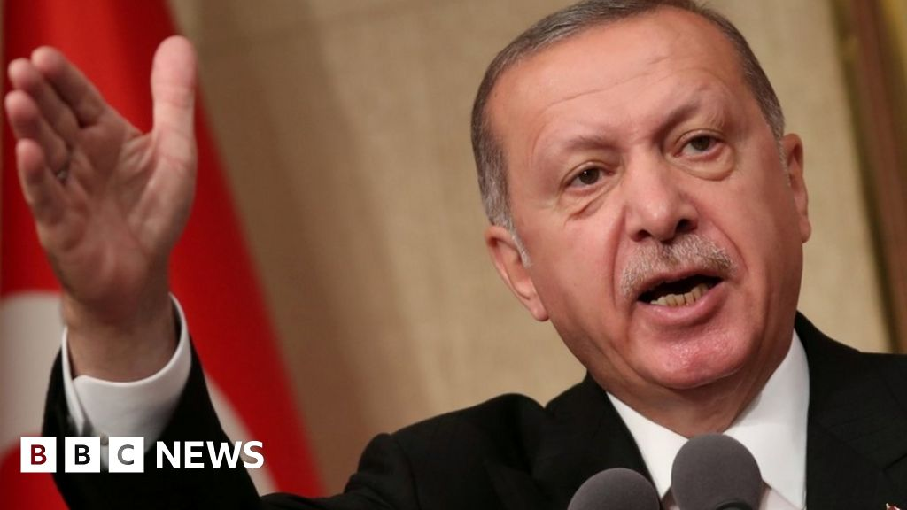 Lira rallies after Turkey raises tariffs on US imports