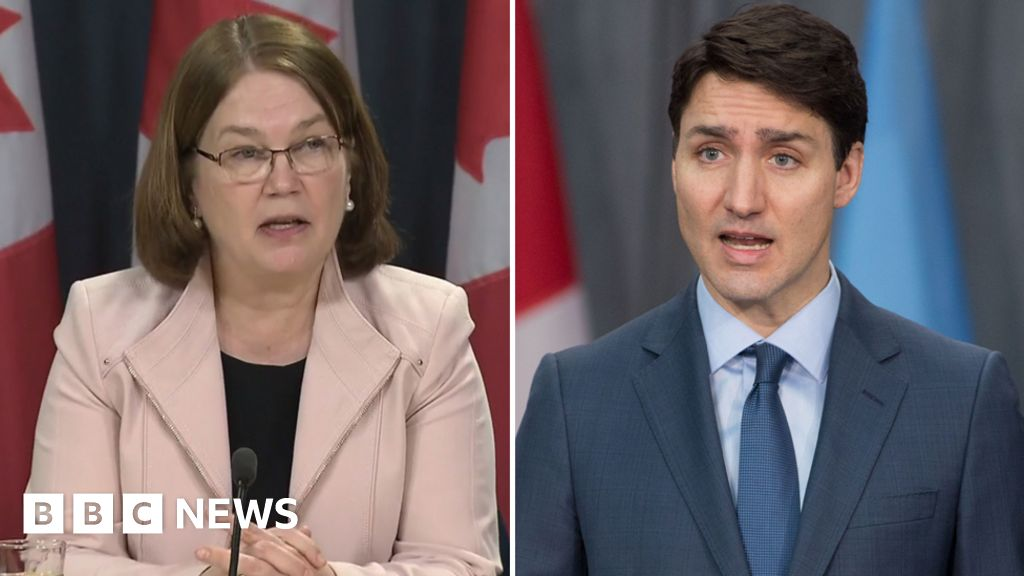 Trudeau crisis grows as minister resigns