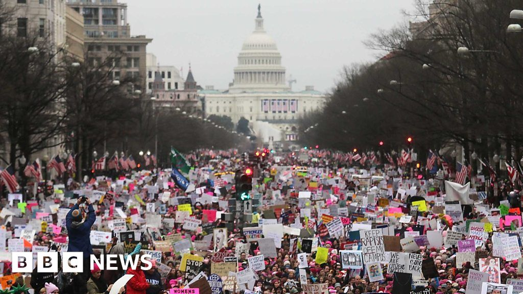 Where and why will women be marching?