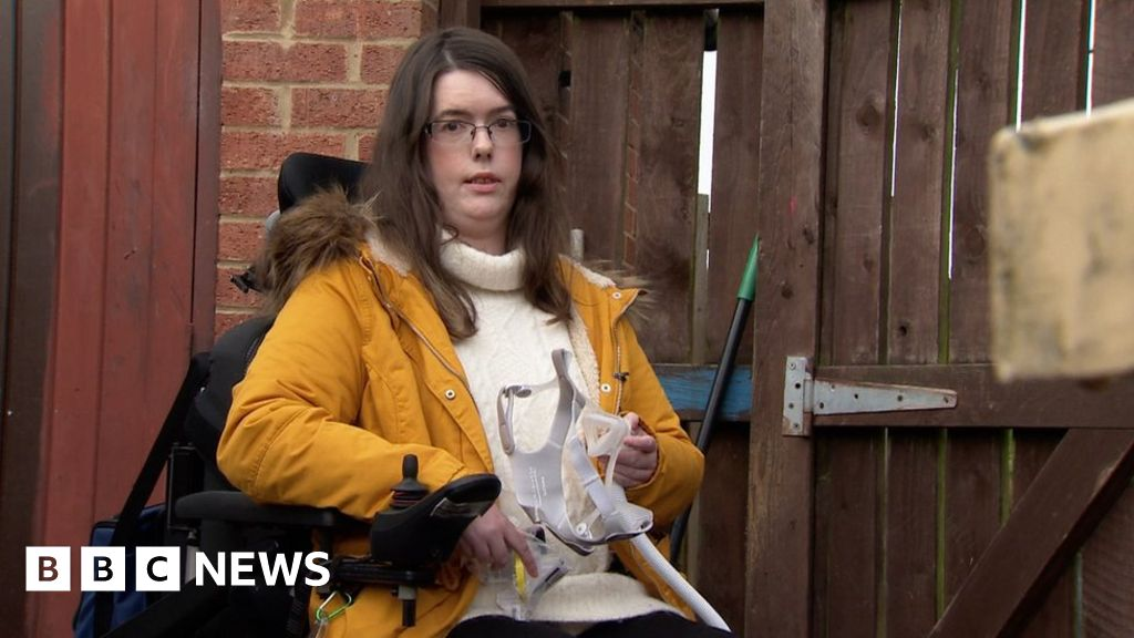 Covid: Lack of ventilator supplies 'hit' disabled people