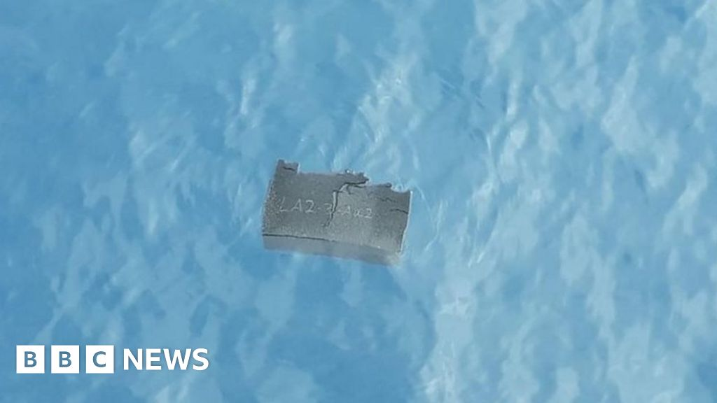 Chile missing C-130 plane: Floating debris found
