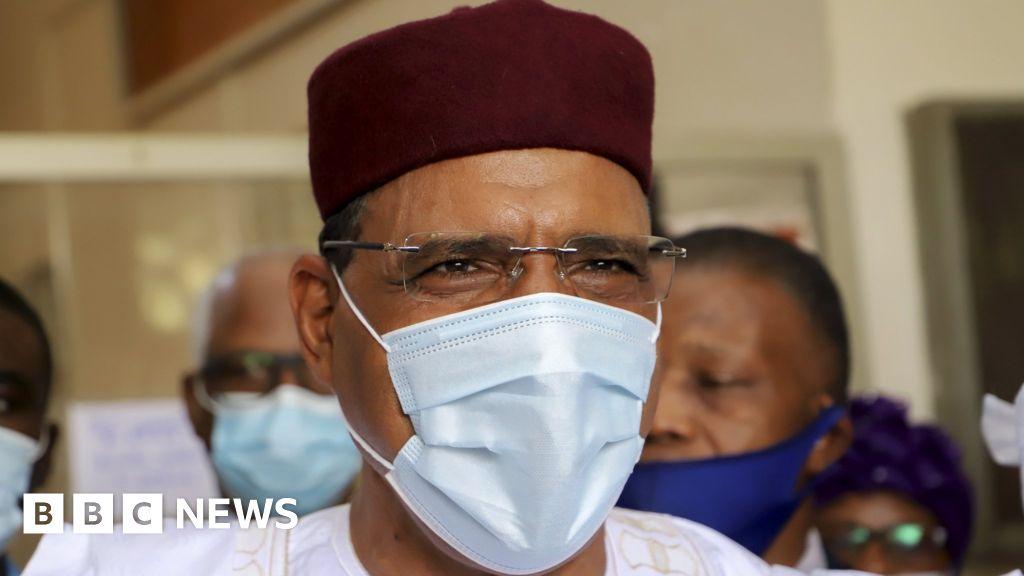 Niger election: Mohamed Bazoum wins landmark vote amid protests
