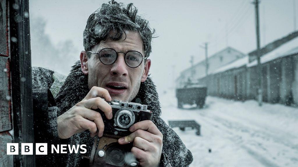 Mr Jones film highlights Welsh 'unknown hero' Gareth Jones