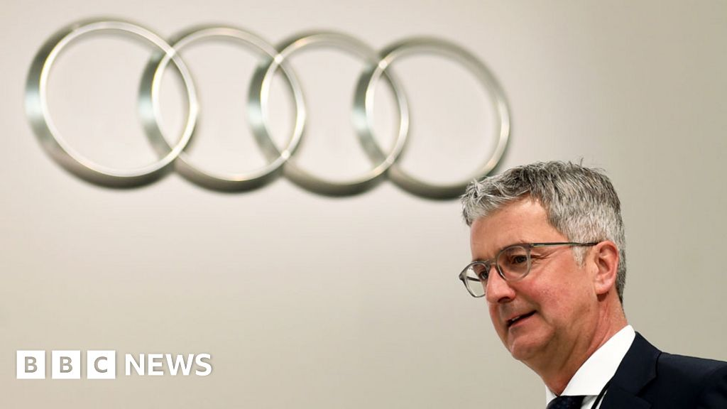 How the Audi boss was finally emitted