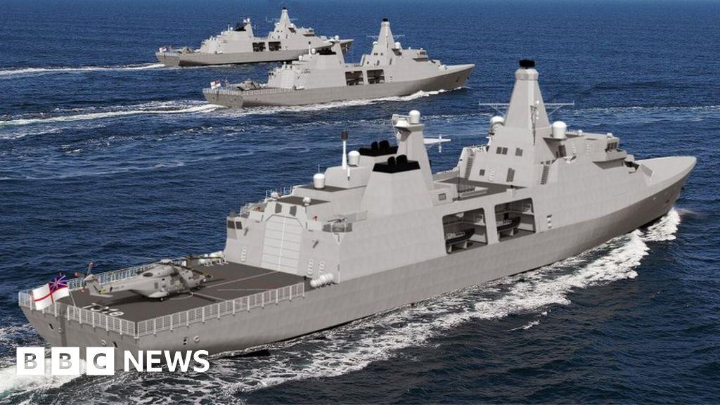 Construction work starts on new Type 31 warships