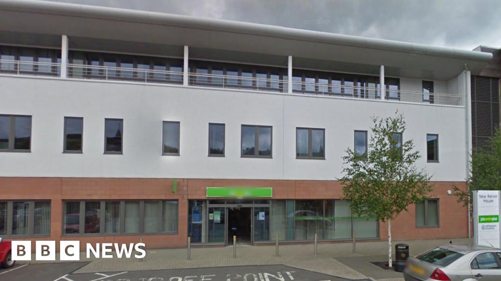 Galashiels Job Centre To Stay Put For Long Term Bbc News