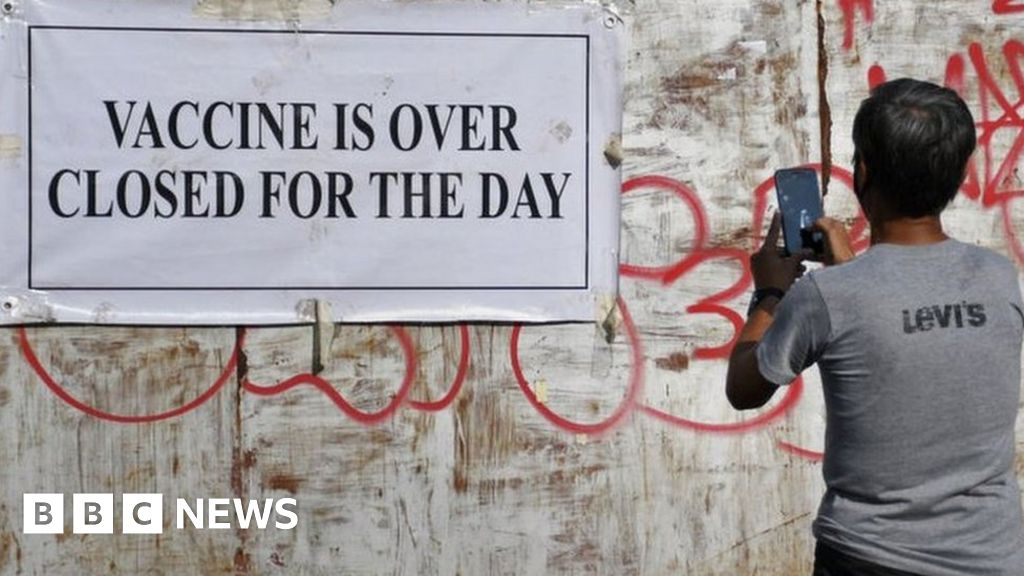 How India's vaccine drive went horribly wrong – BBC News