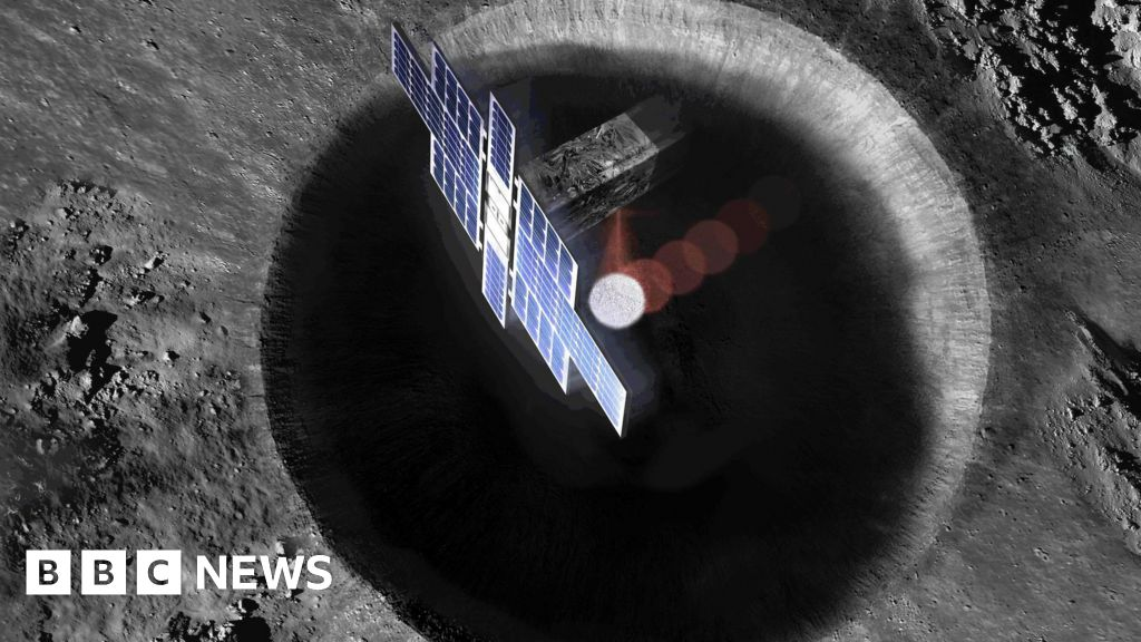 The African tech firm hoping to power space missions - BBC News
