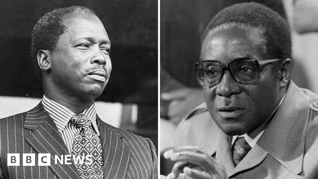 Mugabe and Moi: The legacy of a dying African generation