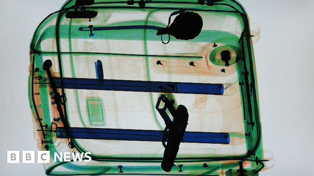 Future of airport security on show in London