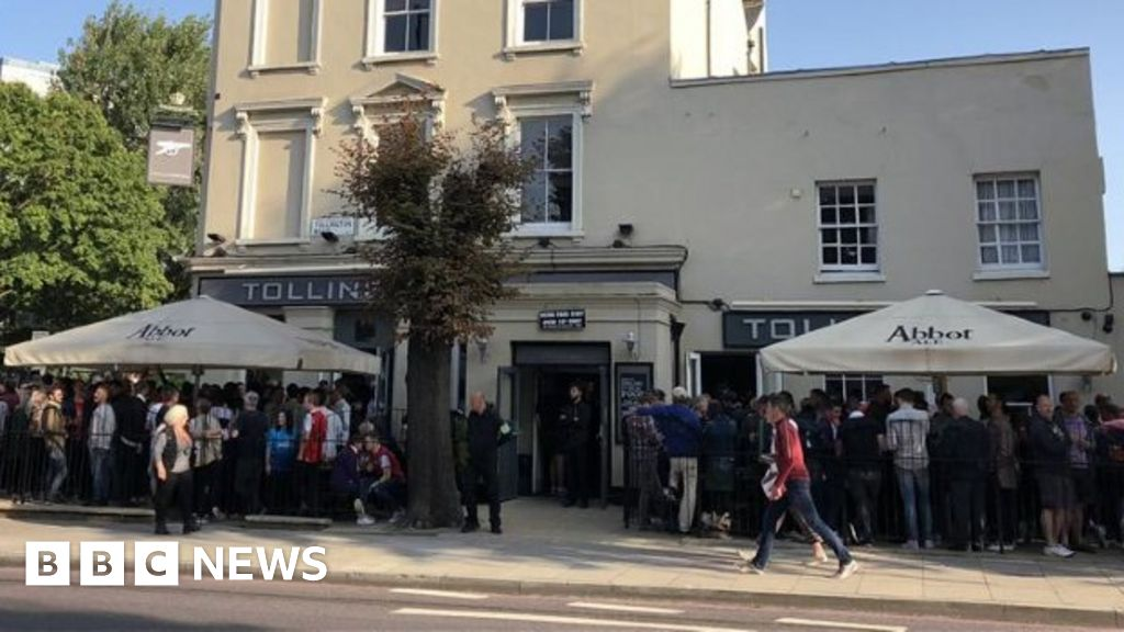 'We cannot in good conscience open the pub'