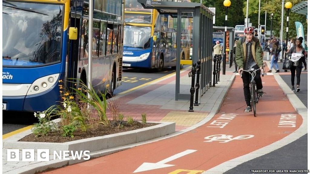 Government pledges £5 million for bus routes and bike paths