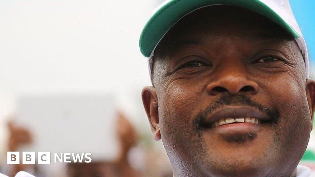 Burundi President Pierre Nkurunziza dies of 'cardiac arrest' thumbnail