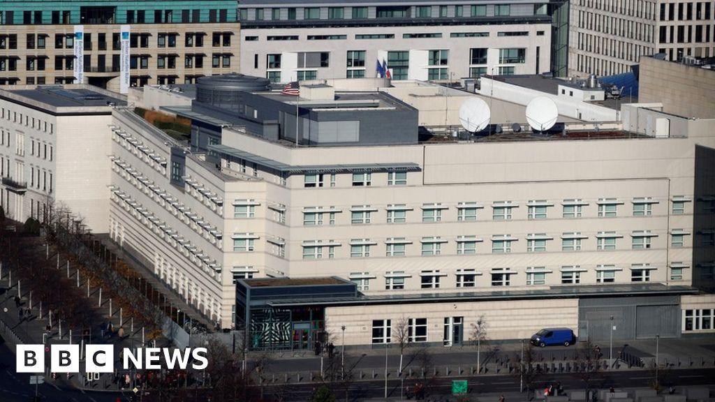 Havana syndrome: Berlin police probe cases at US embassy