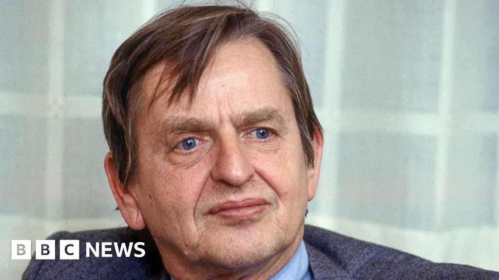 Olof Palme murder: Sweden believes it knows who killed PM in 1986 - BBC News