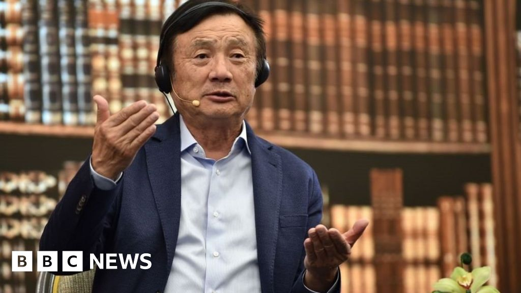 Huawei chief makes 'extraordinary' 5G offer