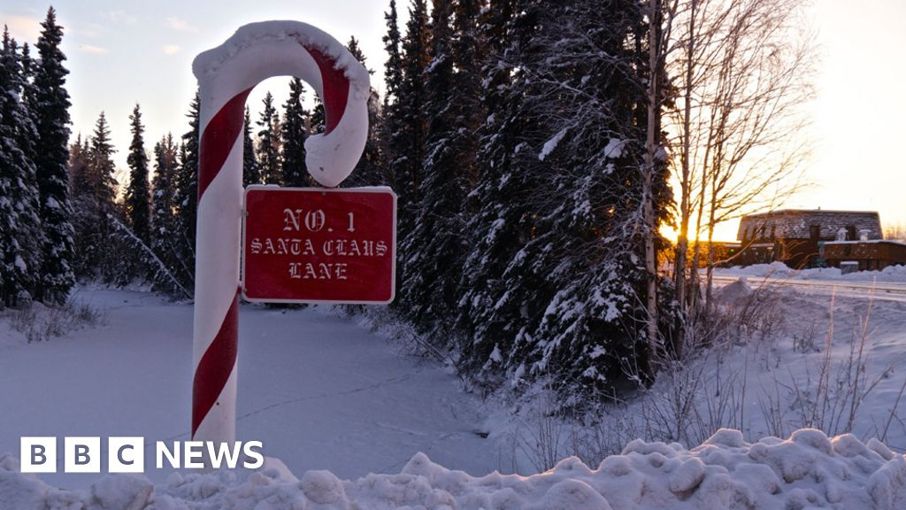 North Pole: Growing up in the town where it s always Christmas