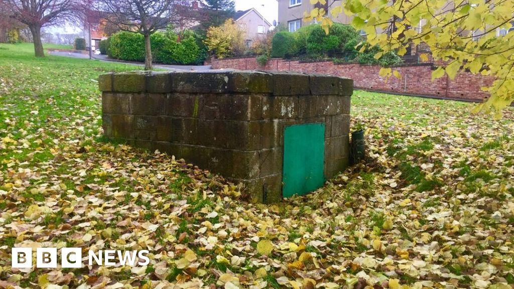 Edinburgh's little stone buildings hiding water secrets