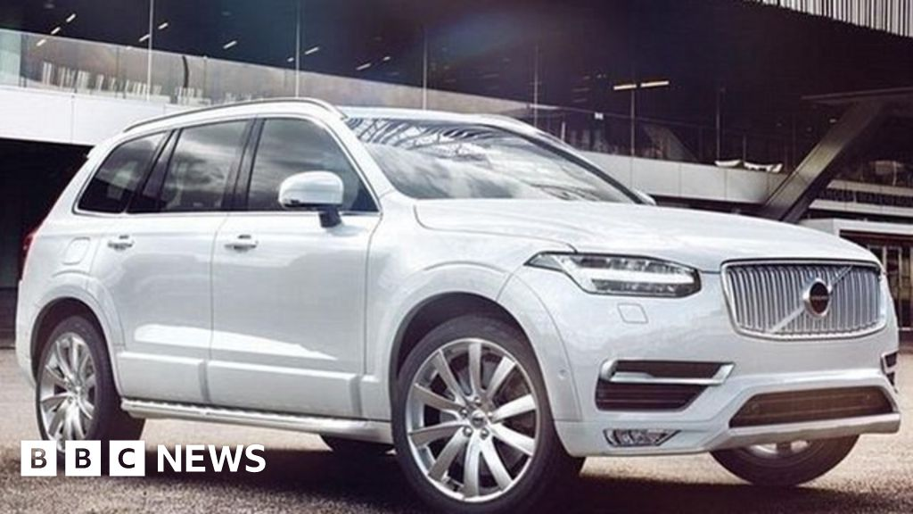 Volvo To Test Self Drive Cars In Uk Bbc News