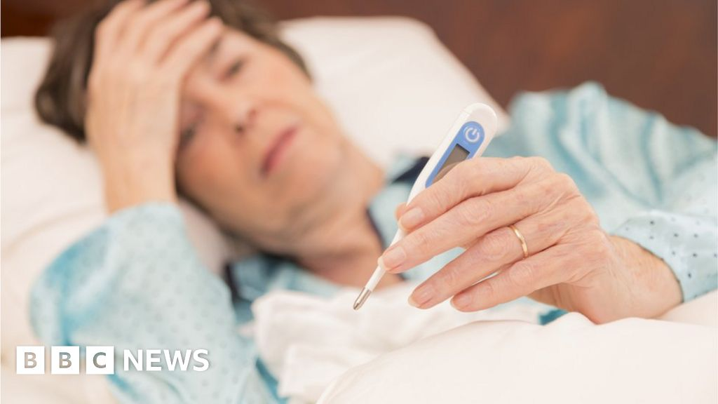 Flu cases: Levels 'very high in hospitals'