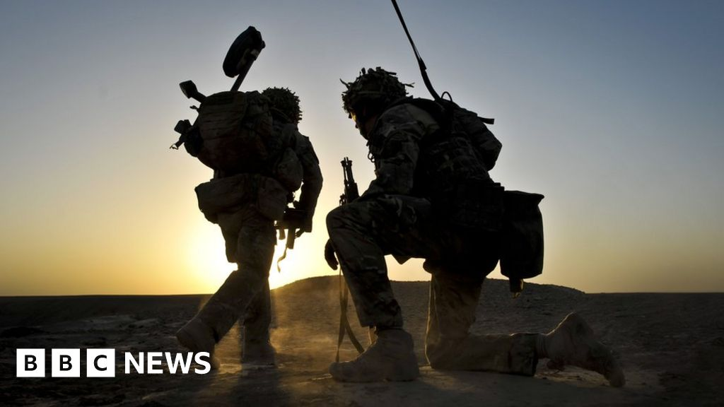 Did UK Special Forces murder Afghan children?